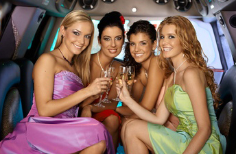 prom limousine