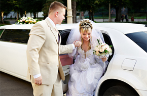 wedding limousine